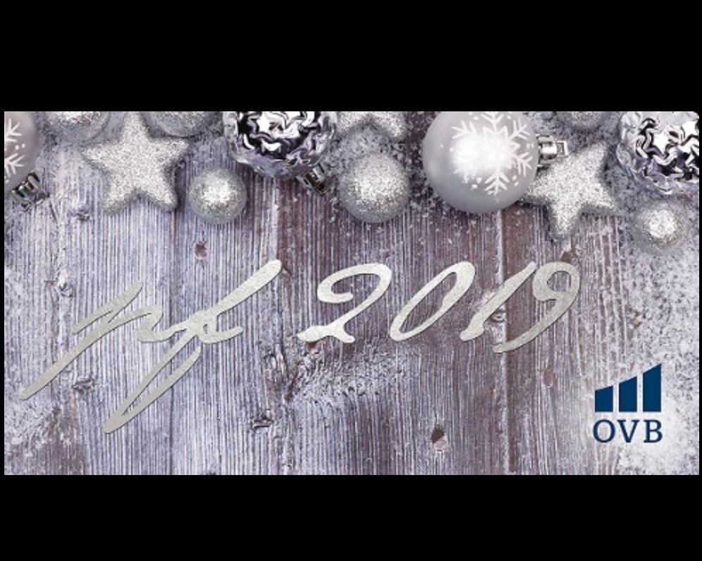 Vánoční přání 2018